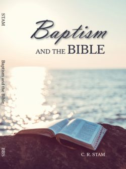 Paperback: Baptism and the Bible