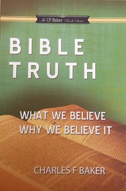 Paperback: Bible Truth