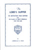 Booklet: The Lord's Supper