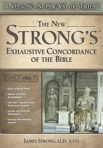 Hardcover: New Strong's Exhaustive Concordance of the Bible OT/NT