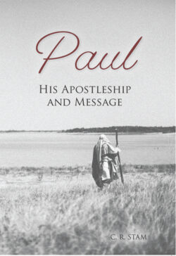Paperback: Paul — His Apostleship and Message