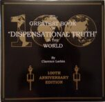 Hardcover: Dispensational Truth