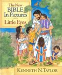 Children's Book: The NEW Bible In Pictures For Little Eyes  30571