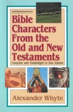 Paperback: Bible Characters From the Old and New Testaments