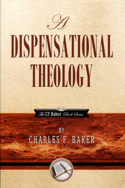 Paperback: A Dispensational Theology