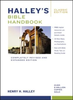 Hardcover: Halley's Bible Handbook, Large Print (Revised & Expanded)