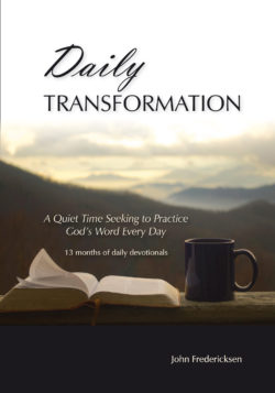 Paperback: Daily Transformation