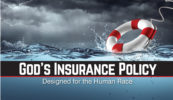Tract: God's Insurance Policy