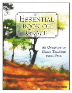 Paperback: The Essential Book of Grace