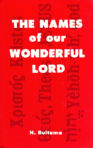 Paperback: Names of Our Wonderful Lord