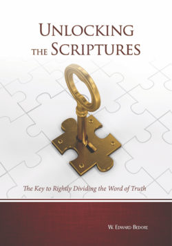Paperback: Unlocking the Scriptures