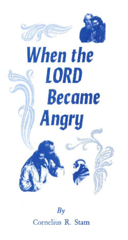 Booklet: When the Lord Became Angry