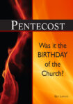 Booklet: Pentecost – Was it the Birthday of the Church?