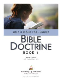 Growing Up In Grace: Bible Doctrine – Book 1 – Song CD (Audio CD)