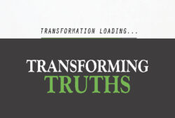 DVD: Transformed by Grace – Series: Transforming Truths