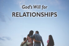 DVD: Transformed by Grace – Series (Episodes 018-023): God's Will for Relationships