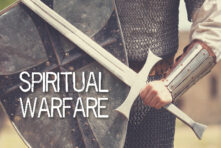 DVD: Transformed by Grace – Series (Episodes 024-030): Ephesians – Our Warfare