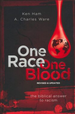 Paperback: One Race, One Blood, revised and updated — The Biblical Answer to Racism