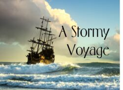DVD: Transformed by Grace – Series: A Stormy Voyage